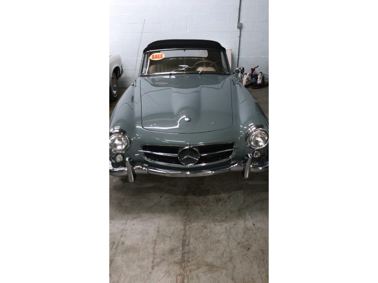 Large Picture of '57 190SL - NMSD