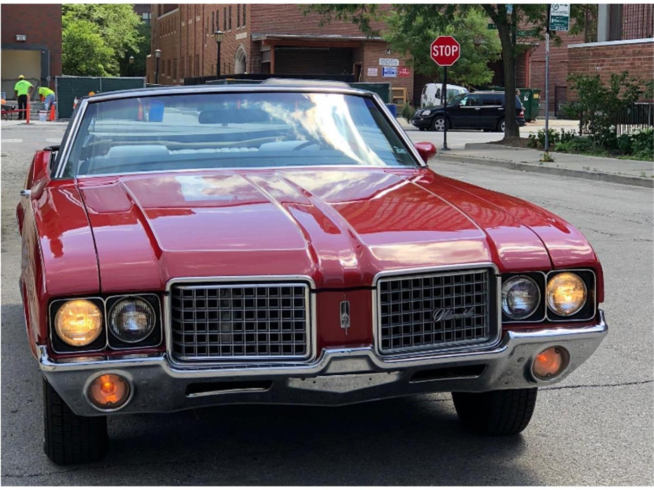 Large Picture of '72 Cutlass Supreme - NMSI