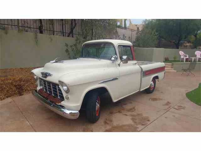 Picture of 1955 Chevrolet 3100 located in Scottsdale Arizona Offered by a Private Seller - NMSJ