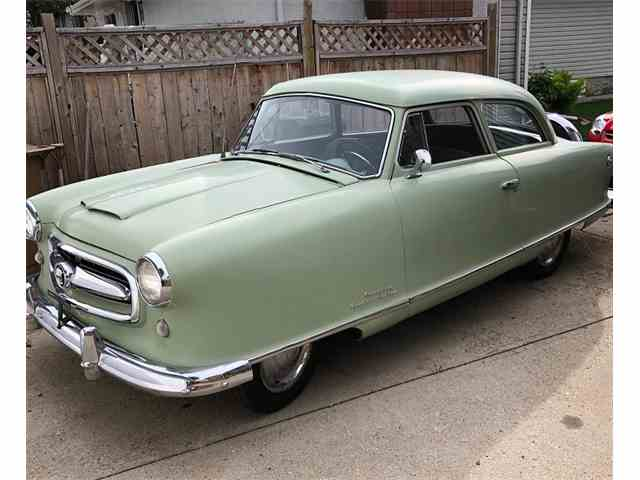 Picture of Classic 1953 Nash Rambler Offered by a Private Seller - NMSO