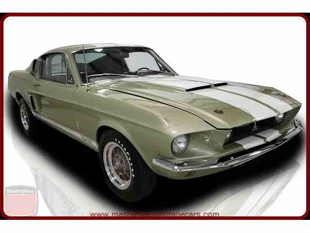 Picture of 1967 GT500 located in Indiana - $149,900.00 - NMST