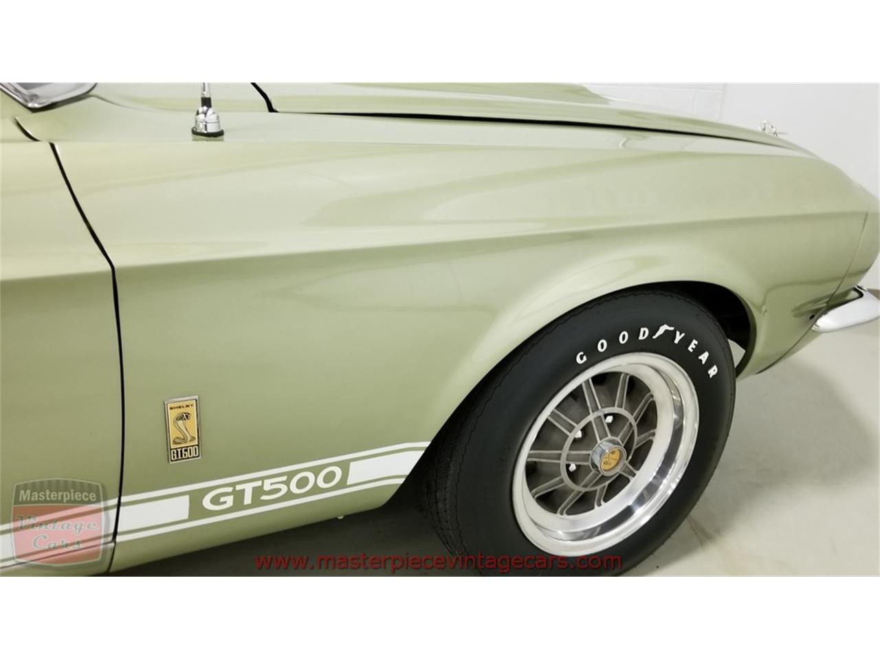 Large Picture of '67 GT500 - NMST