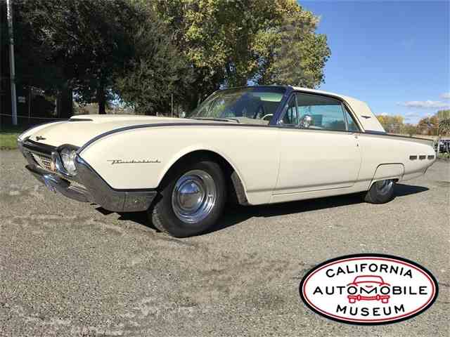 Picture of 1962 Thunderbird located in Sacramento California - $14,500.00 Offered by  - NMSV