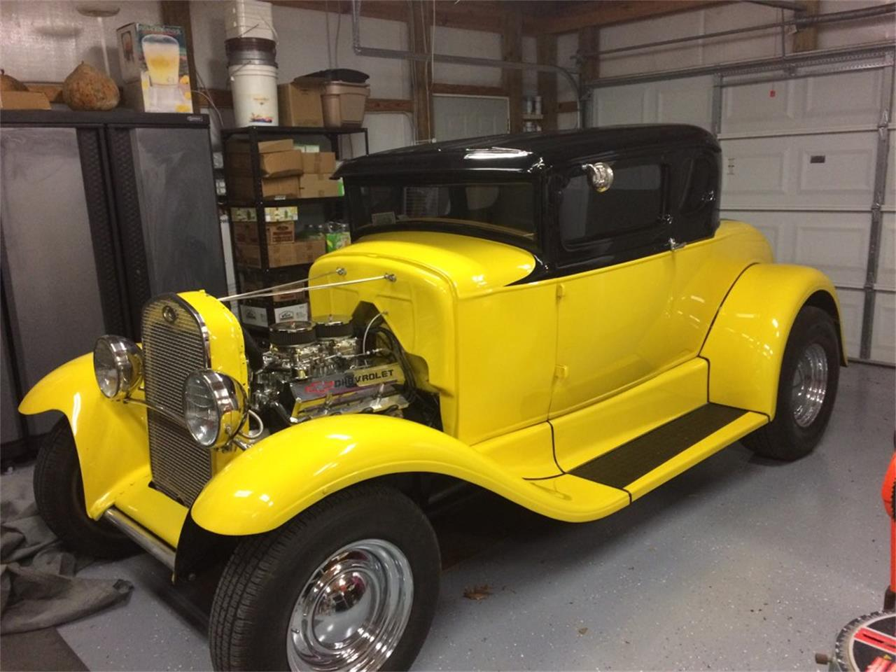Large Picture of '30 Ford 5-Window Coupe located in Louisiana - $25,000.00 Offered by a Private Seller - NMSX