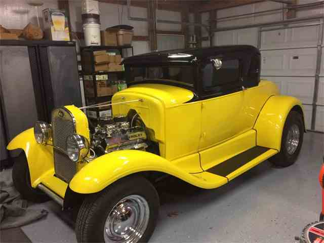 Picture of Classic 1930 5-Window Coupe located in Louisiana - $30,400.00 Offered by a Private Seller - NMSX