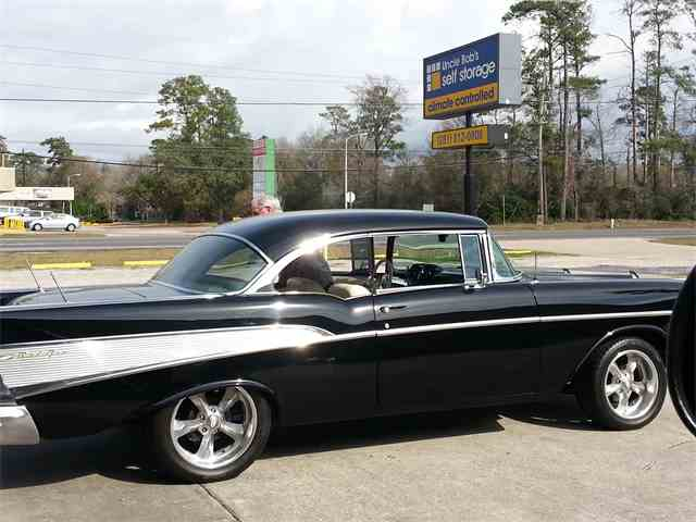 Picture of Classic 1957 Bel Air 2-Door Hardtop located in Texas Offered by a Private Seller - NMSZ