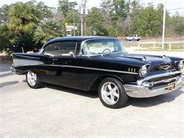 Picture of 1957 Chevrolet Bel Air 2-Door Hardtop located in Texas - $84,900.00 - NMSZ