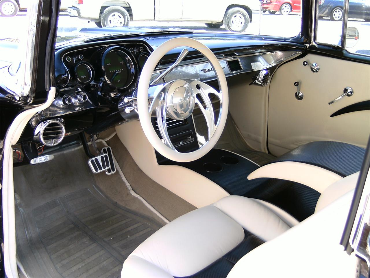 Large Picture of '57 Chevrolet Bel Air 2-Door Hardtop - $84,900.00 Offered by a Private Seller - NMSZ