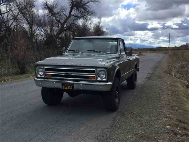 Picture of '68 C/K 20 - NMT0