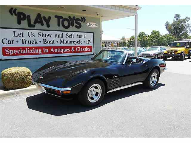 Picture of Classic '71 Chevrolet Corvette located in Redlands California - $479,995.00 Offered by  - NMT1