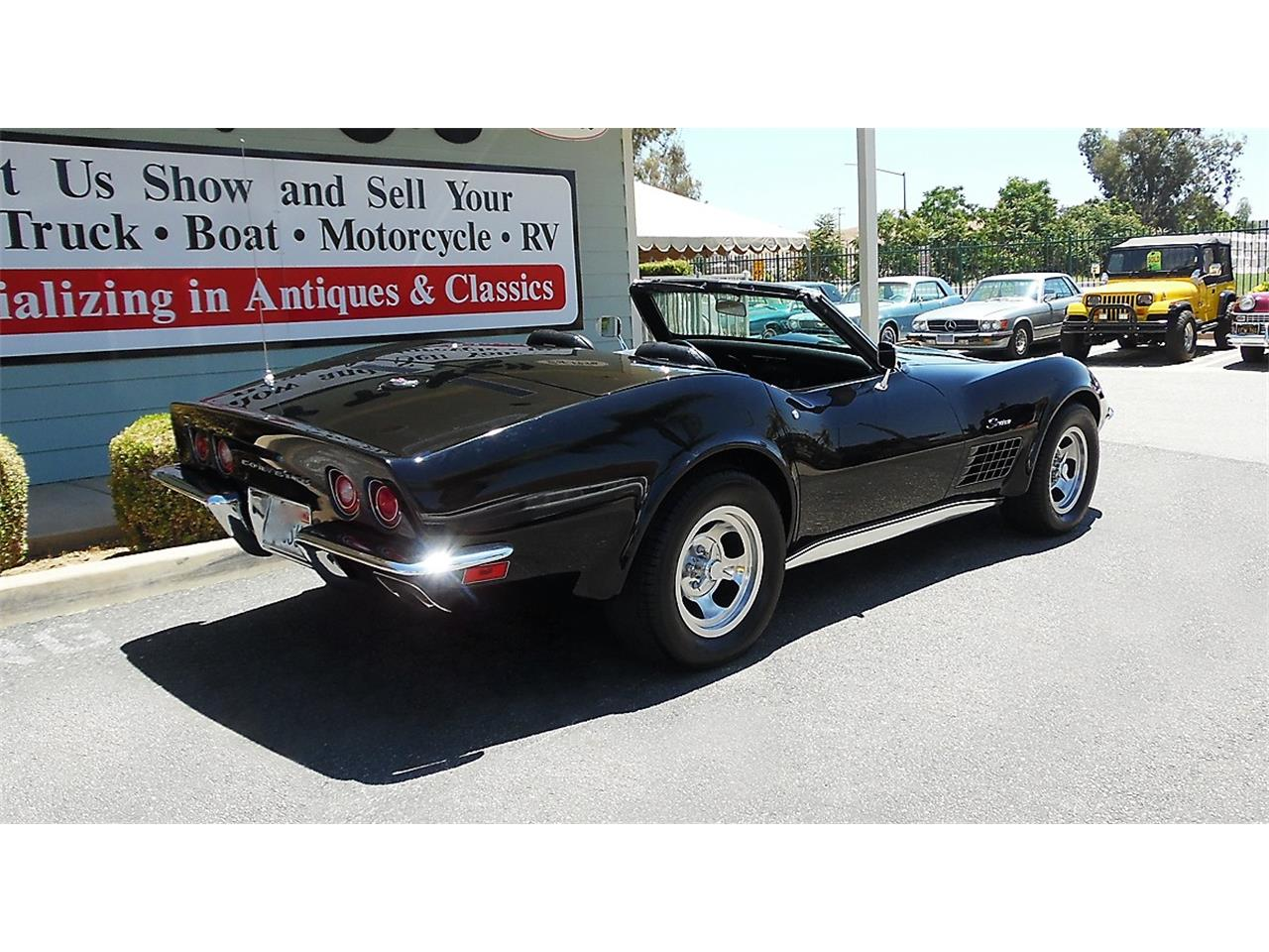 Large Picture of '71 Corvette - NMT1