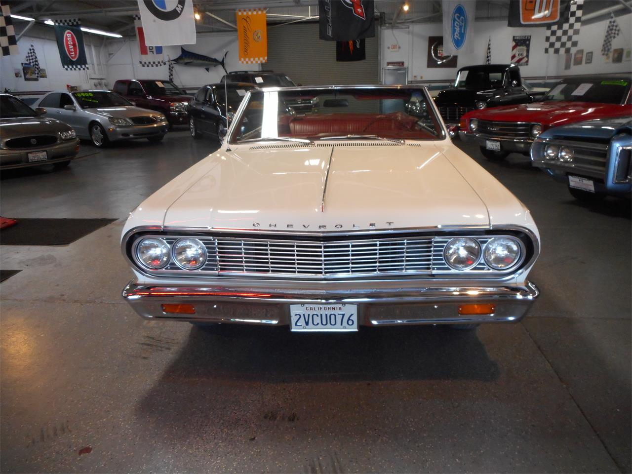 Large Picture Of Classic 64 Chevelle SS Offered By Checkered Flag Inc
