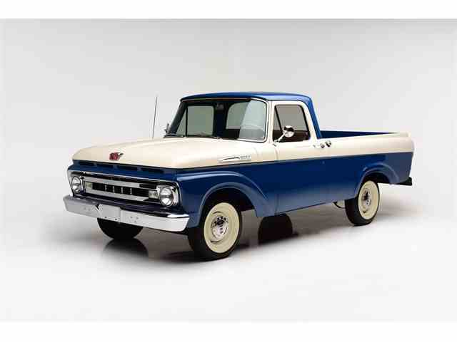 Picture of '61 F100 - $59,500.00 - NMT5