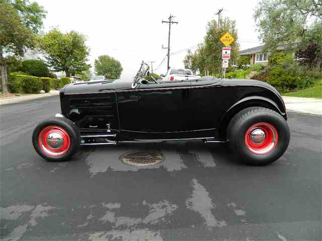 Picture of Classic 1932 Ford Roadster - $39,500.00 Offered by  - NMTL