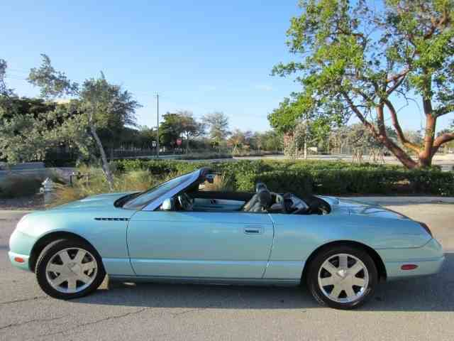 Picture of 2002 Thunderbird located in Delray Beach Florida - $15,900.00 Offered by  - NMTT