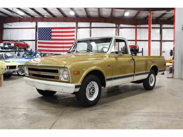 Picture of '68 C/K 20 Offered by  - NMTX