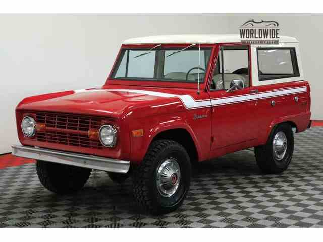 Picture of '76 Bronco - NMU1