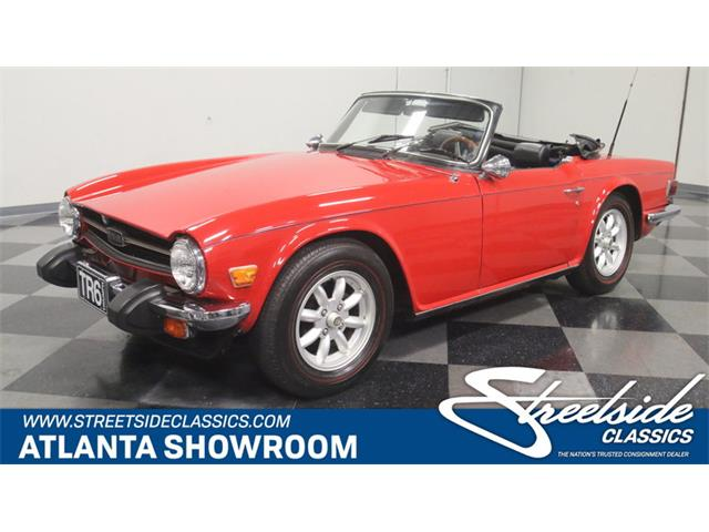 Picture of '76 TR6 located in Georgia - $18,995.00 - NMU9
