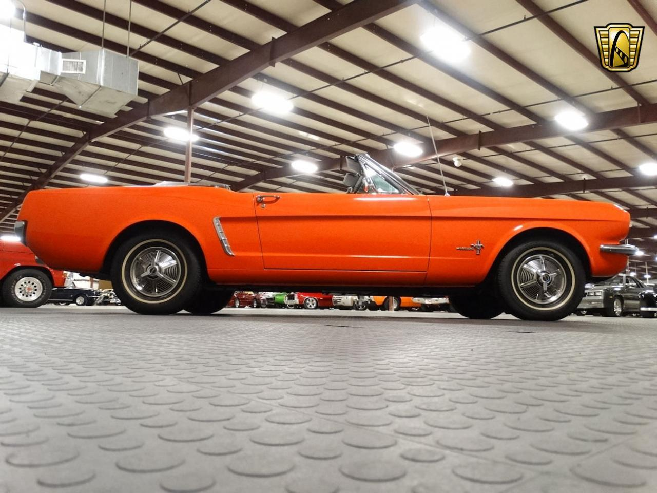 Large Picture of '65 Mustang - NMUD