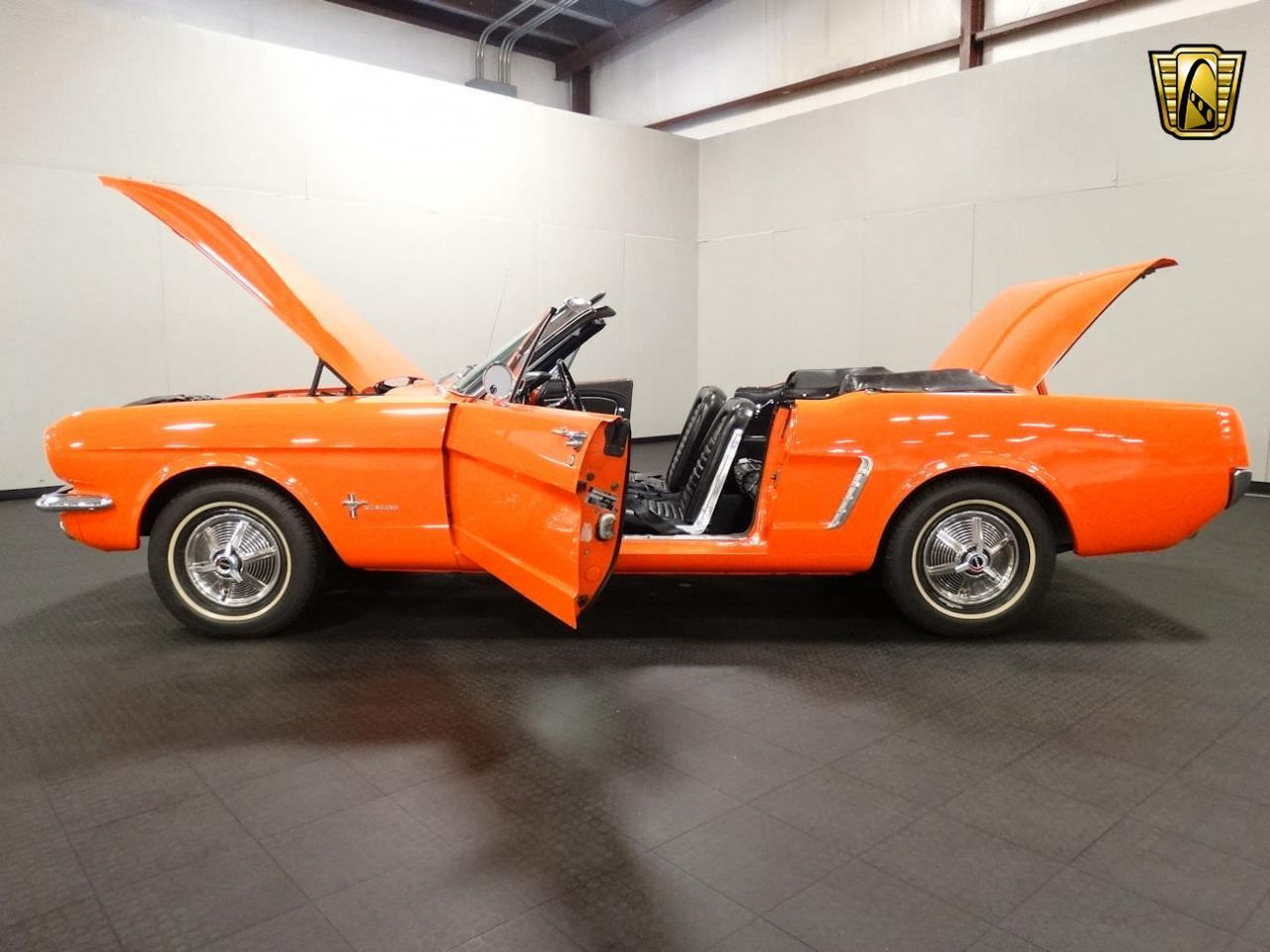 Large Picture of Classic 1965 Ford Mustang located in Indiana - $28,995.00 Offered by Gateway Classic Cars - Louisville - NMUD