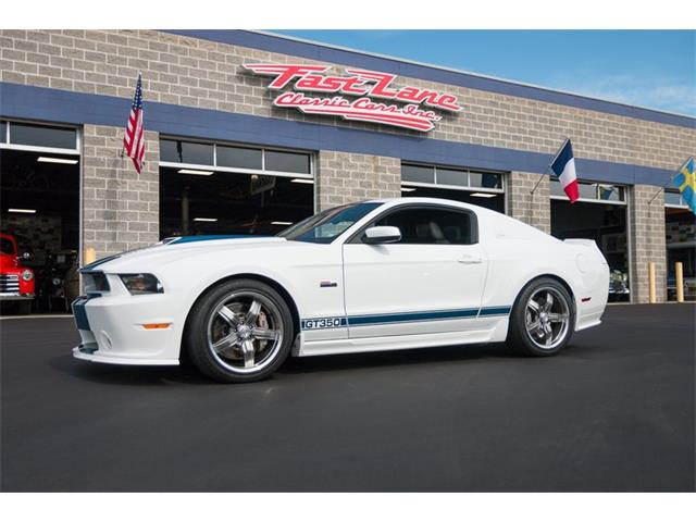 2011 Ford Mustang GT350
