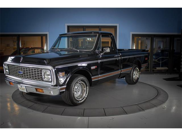 Picture of '72 Cheyenne - NMUN