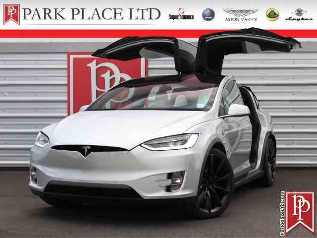 Picture of '16 Model X - NMUQ
