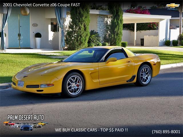 Picture of '01 Corvette Z06 - NMVE