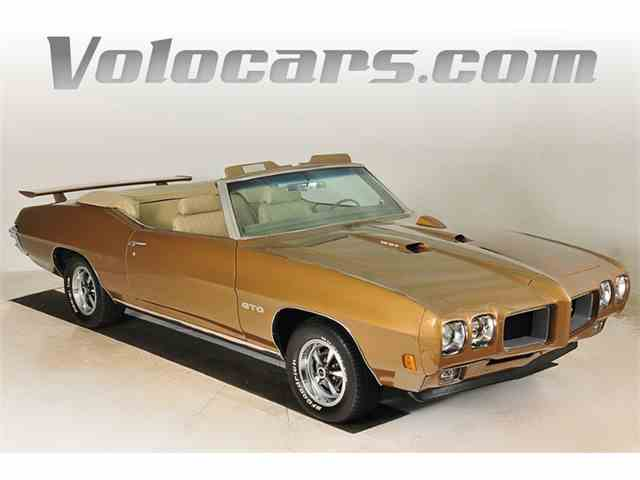 Picture of '70 Pontiac GTO Offered by  - NMVG