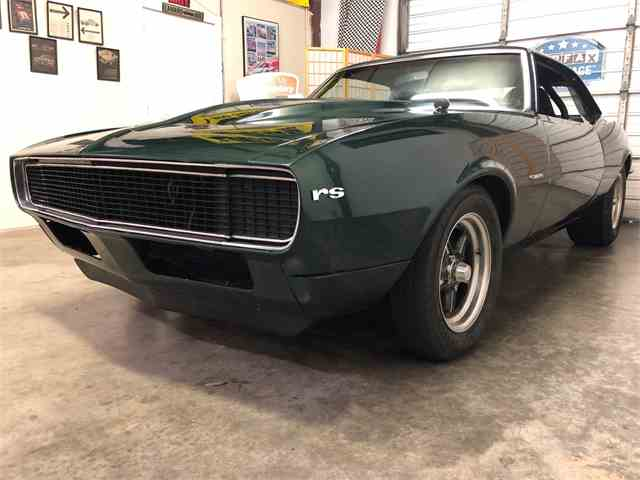 Picture of '67 Chevrolet Camaro RS - $29,990.00 - NKZ6