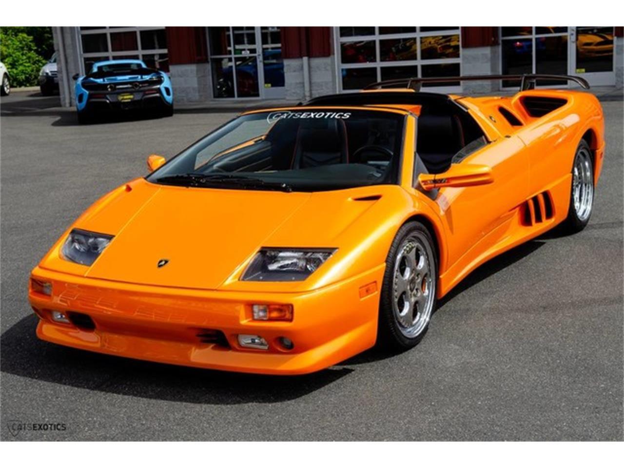 Large Picture Of 99 Lamborghini Diablo