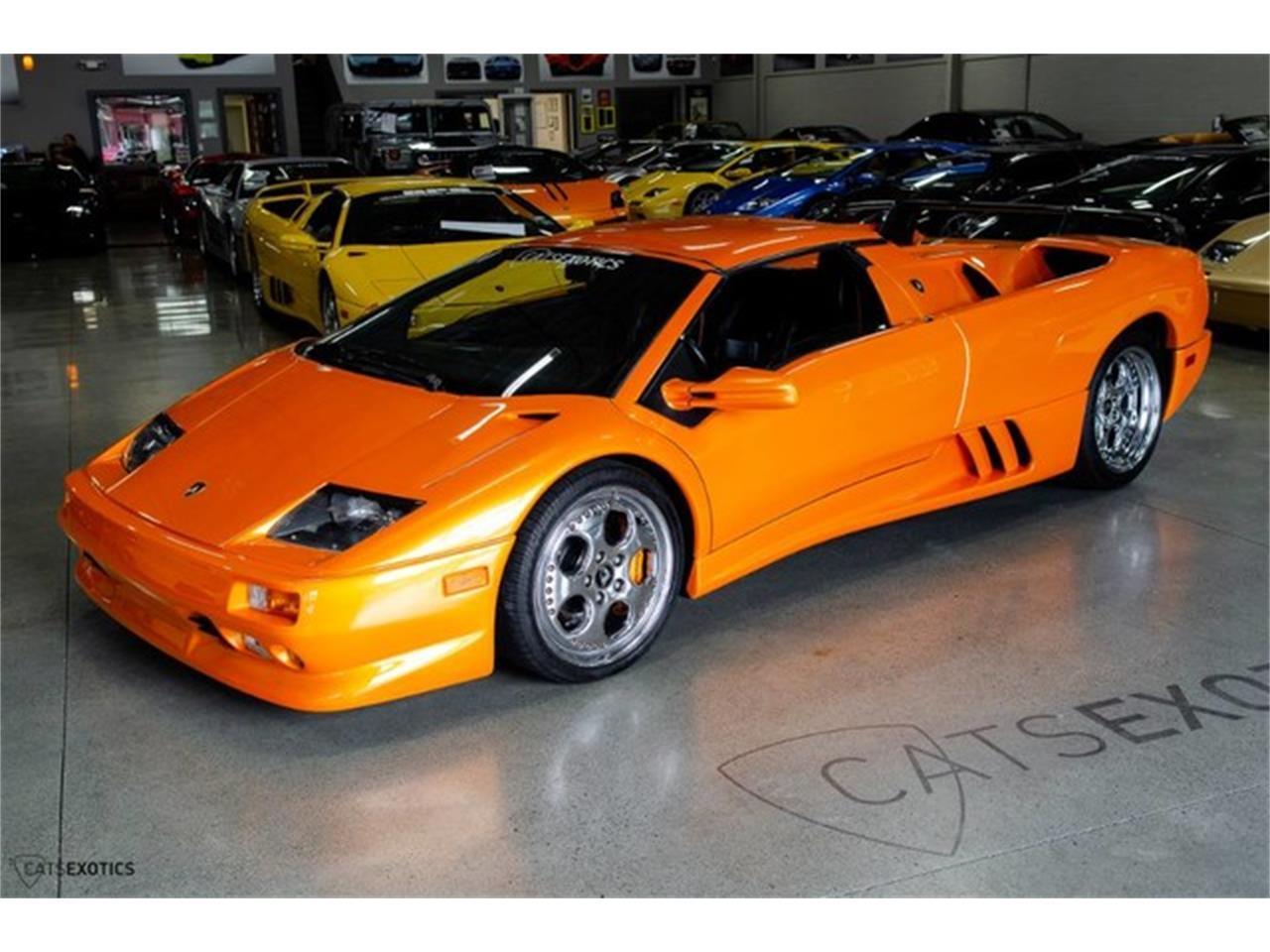 Large Picture Of 99 Lamborghini Diablo Located In Seattle Washington Auction Vehicle
