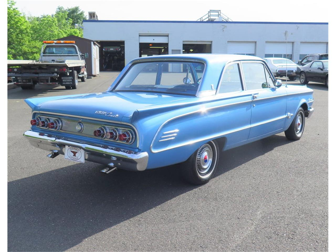 Large Picture of Classic 1963 Comet - $17,900.00 - NMVR