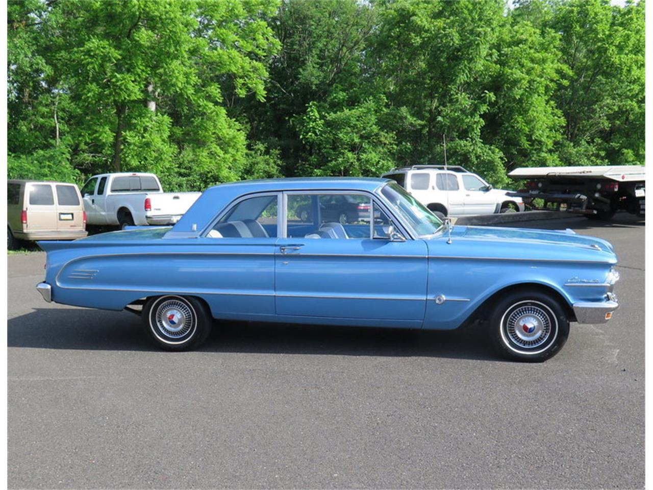 Large Picture of Classic '63 Mercury Comet located in Pennsylvania - $17,900.00 Offered by Old Forge Motorcars - NMVR