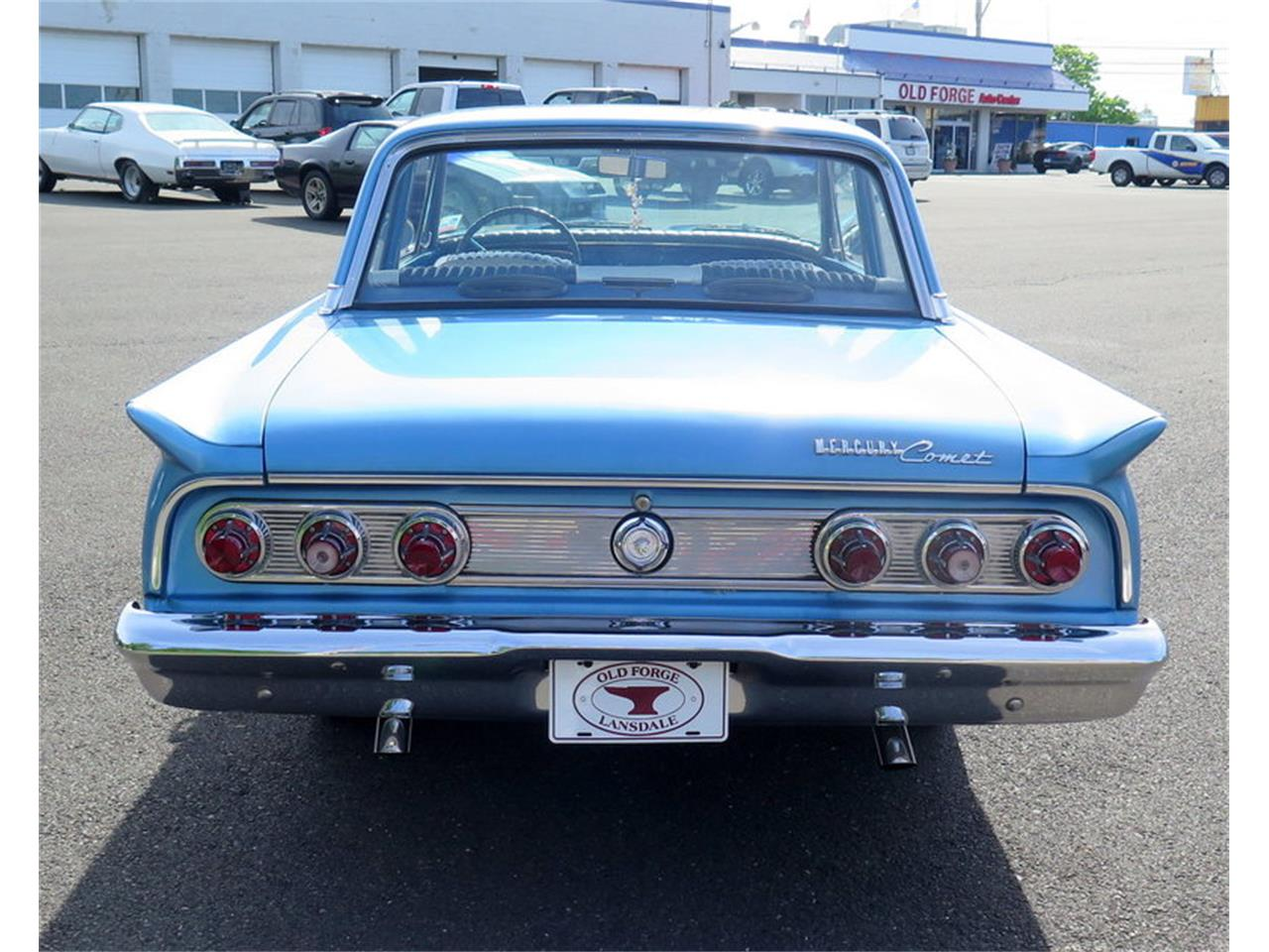 Large Picture of '63 Mercury Comet Offered by Old Forge Motorcars - NMVR