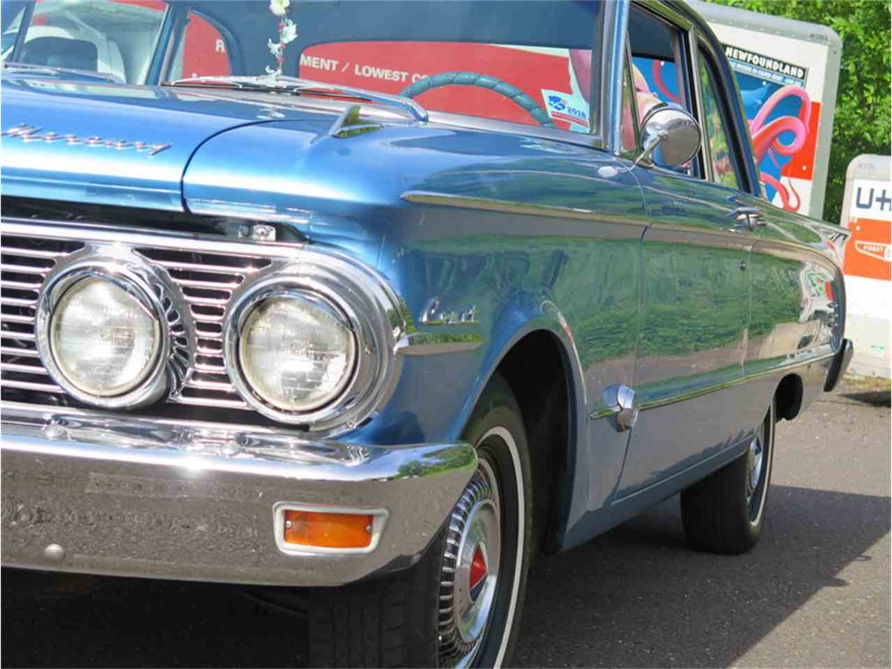 Large Picture of '63 Comet - NMVR