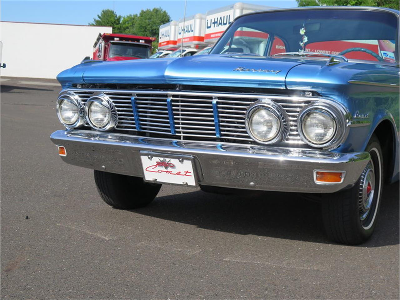 Large Picture of 1963 Mercury Comet located in Pennsylvania - $17,900.00 Offered by Old Forge Motorcars - NMVR