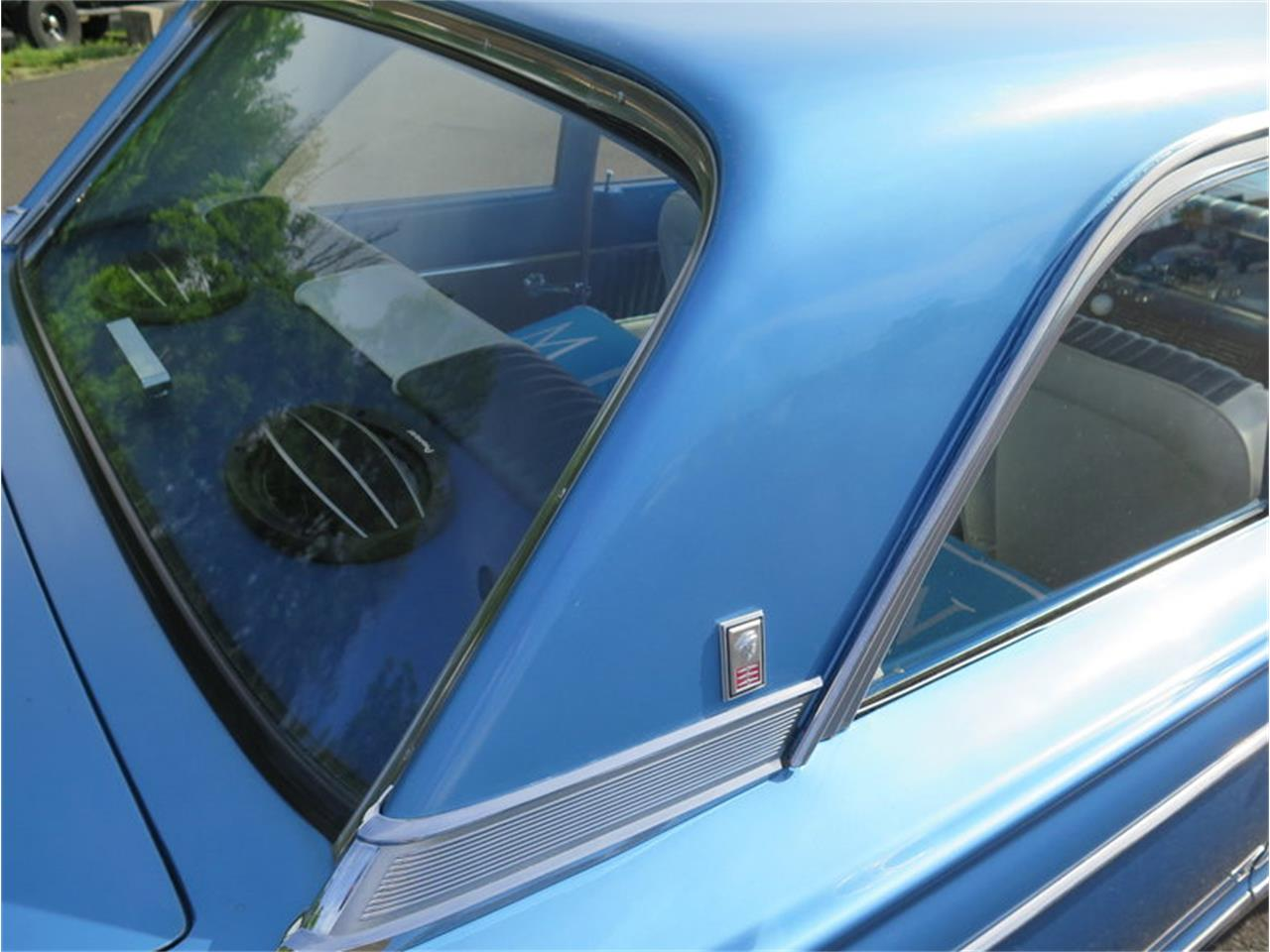 Large Picture of 1963 Mercury Comet located in Lansdale Pennsylvania Offered by Old Forge Motorcars - NMVR