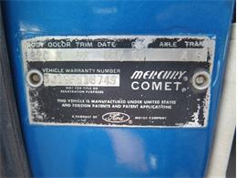 Picture of 1963 Comet - NMVR