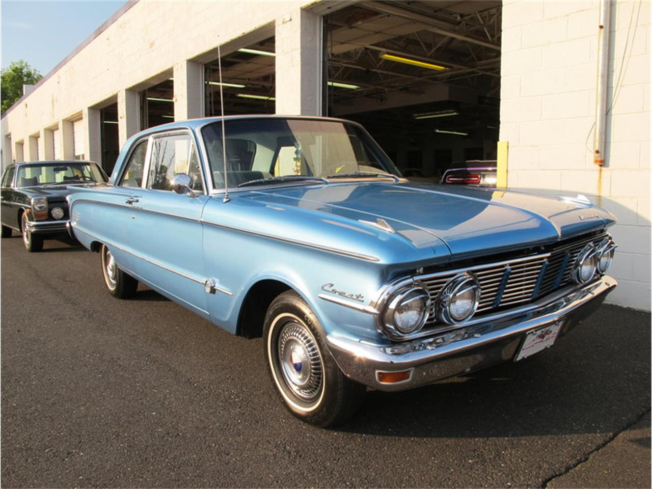 Large Picture of Classic '63 Comet Offered by Old Forge Motorcars - NMVR