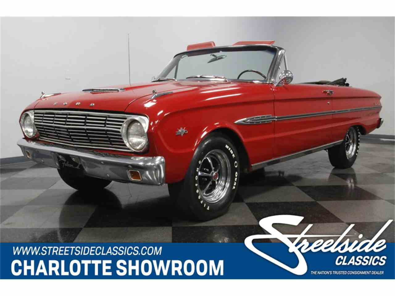 Large Picture of '63 Falcon - NMVT