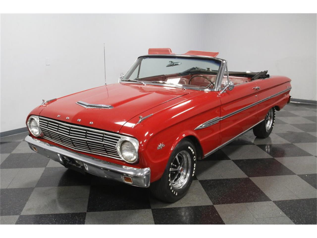 Large Picture of Classic '63 Falcon - $29,995.00 - NMVT