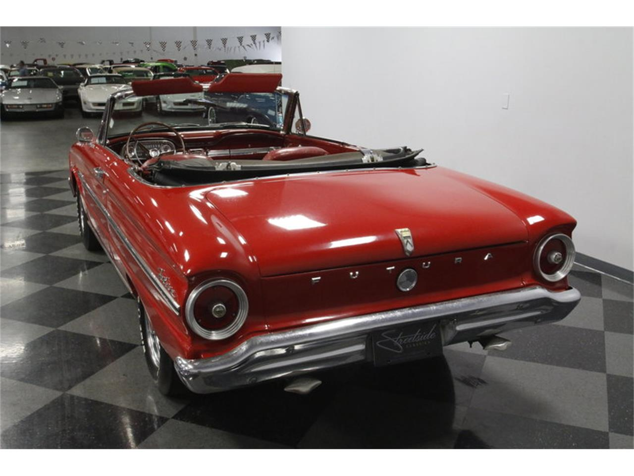 Large Picture of Classic 1963 Ford Falcon located in Concord North Carolina Offered by Streetside Classics - Charlotte - NMVT