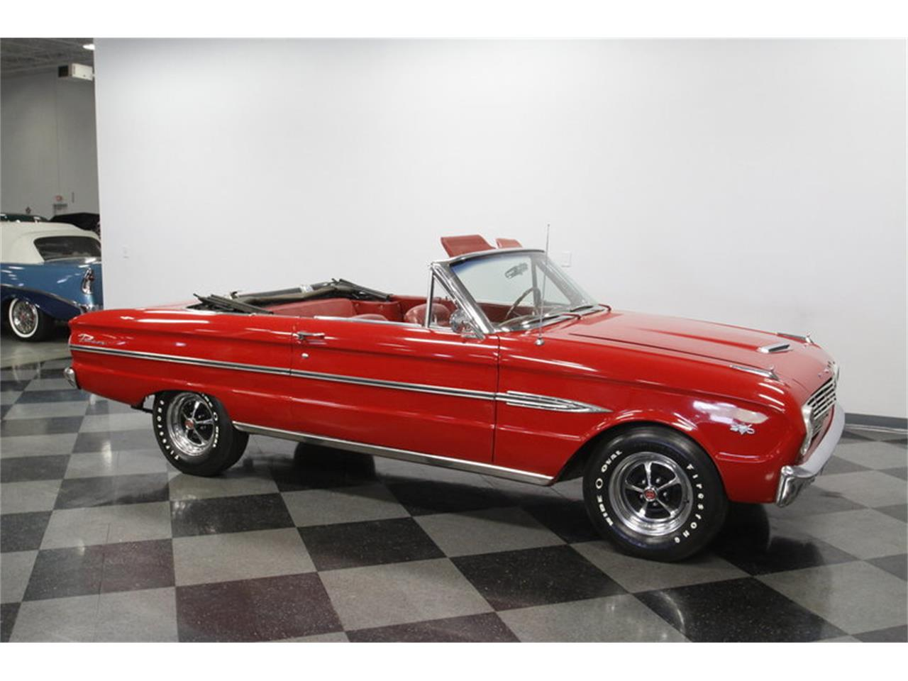 Large Picture of 1963 Falcon Offered by Streetside Classics - Charlotte - NMVT