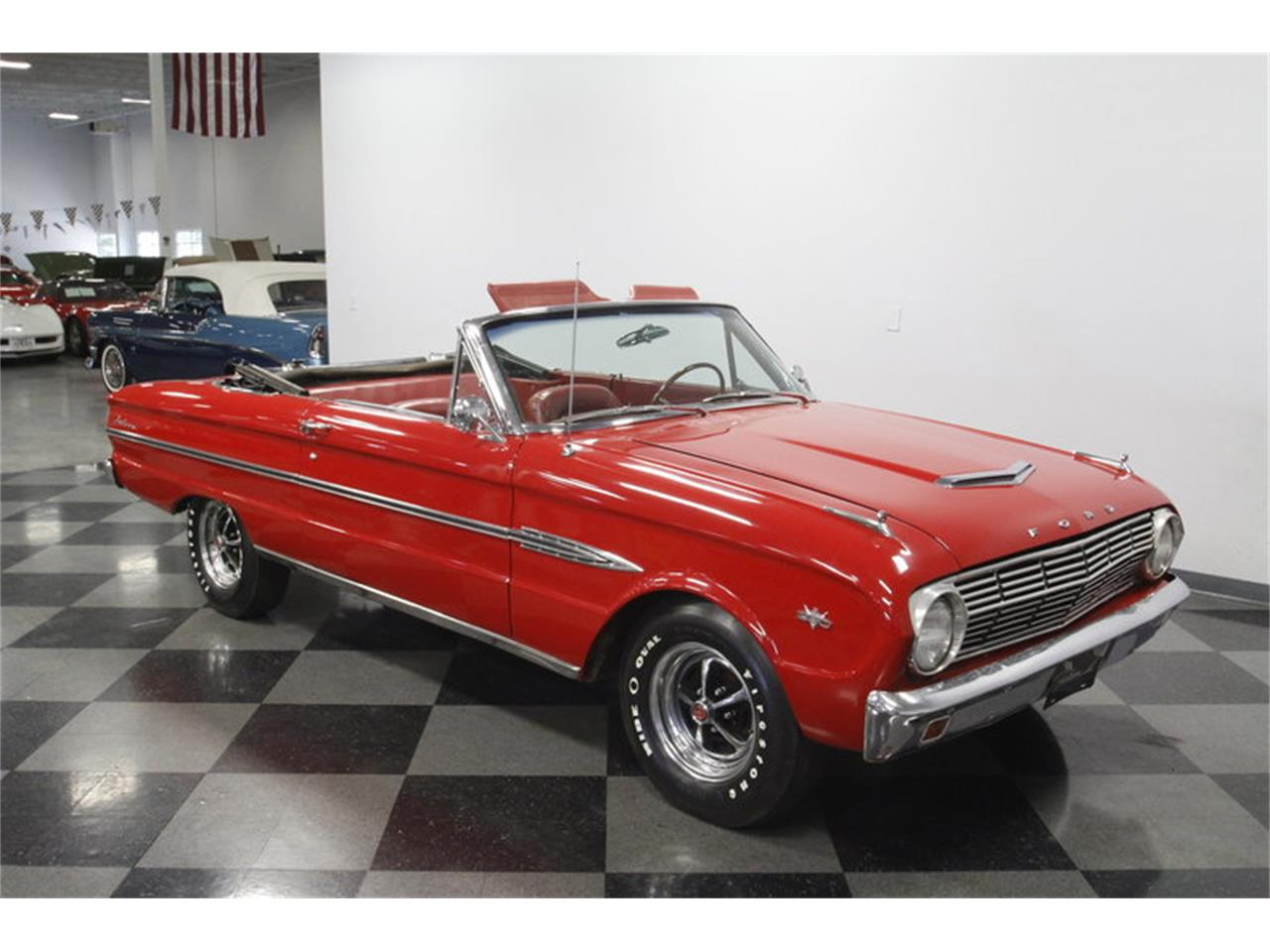 Large Picture of '63 Falcon located in Concord North Carolina - $29,995.00 Offered by Streetside Classics - Charlotte - NMVT