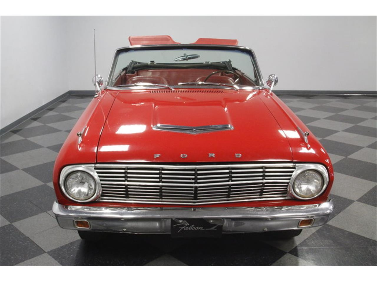 Large Picture of Classic 1963 Falcon located in North Carolina - NMVT