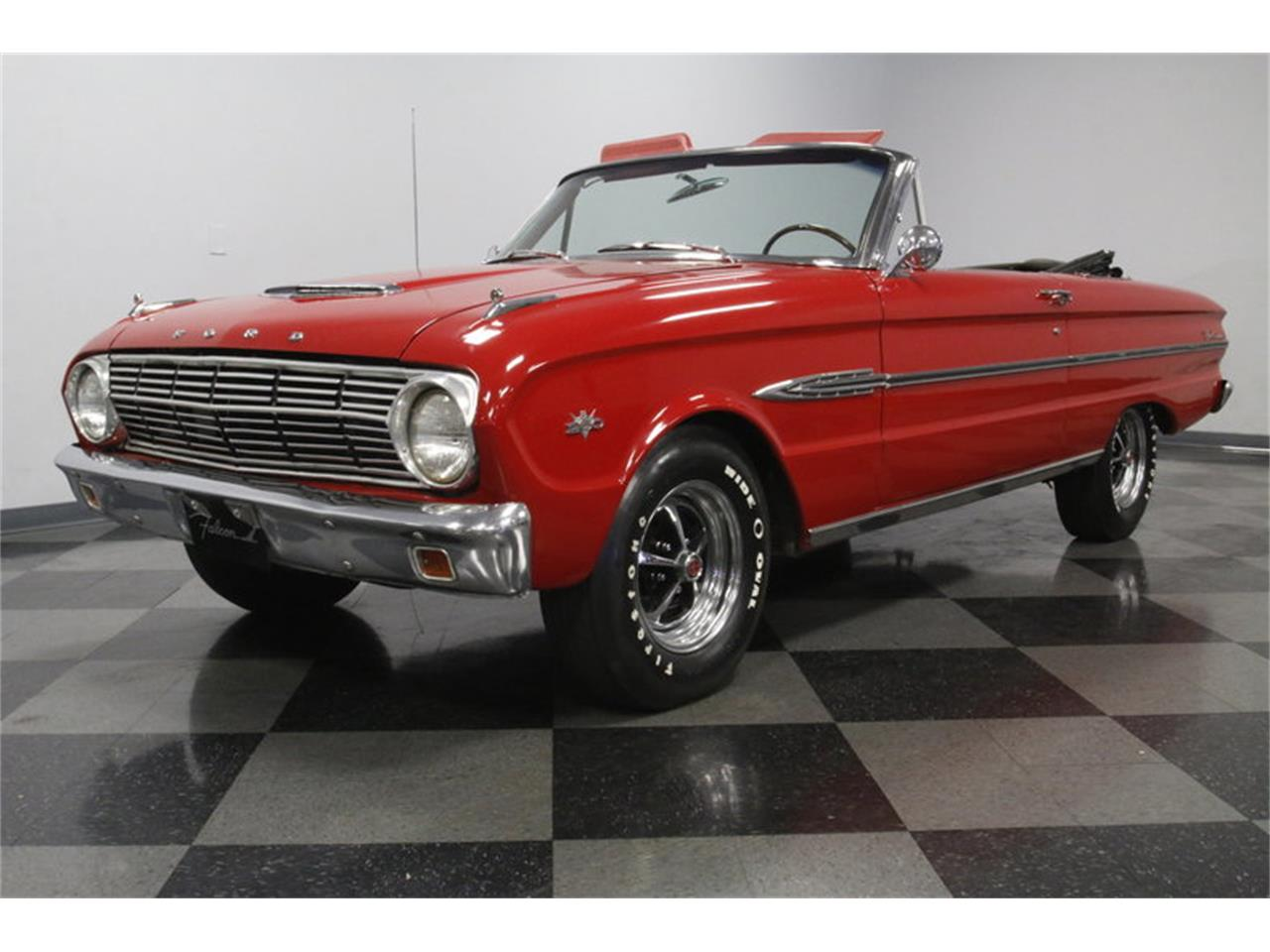 Large Picture of '63 Ford Falcon - NMVT