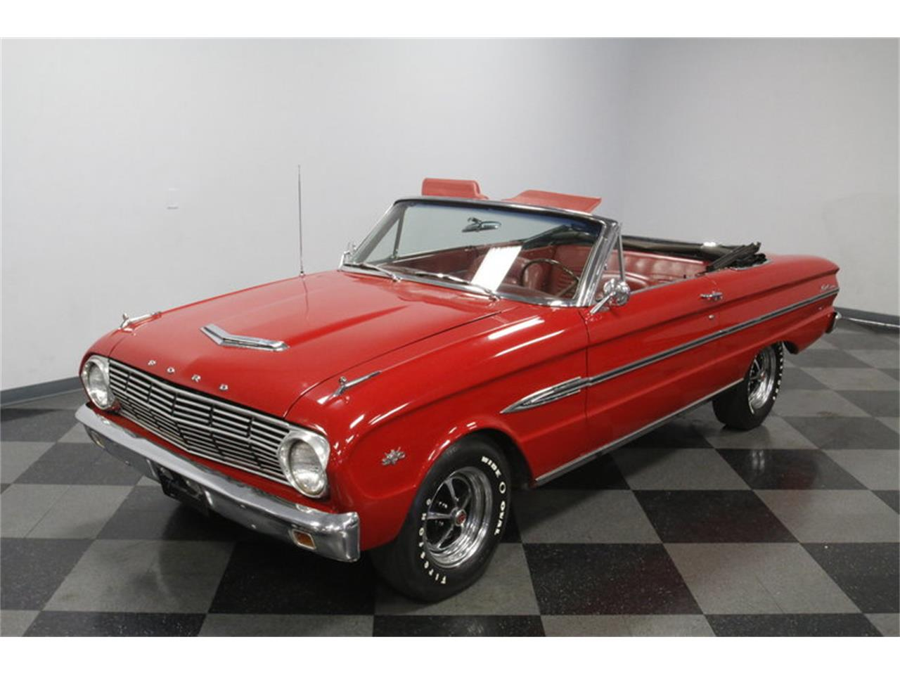 Large Picture of Classic 1963 Ford Falcon located in North Carolina - NMVT