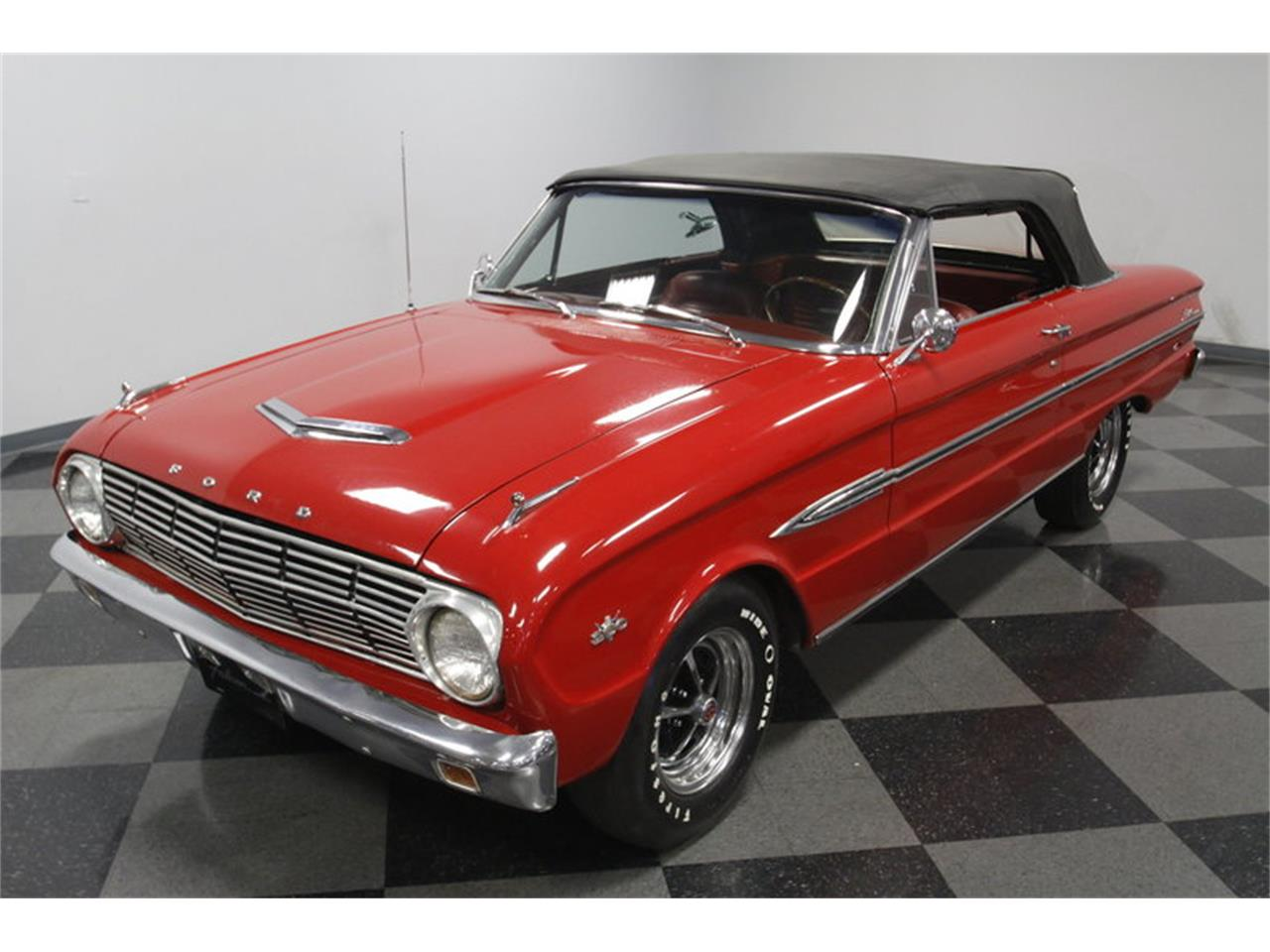 Large Picture of Classic 1963 Ford Falcon located in Concord North Carolina - $29,995.00 - NMVT