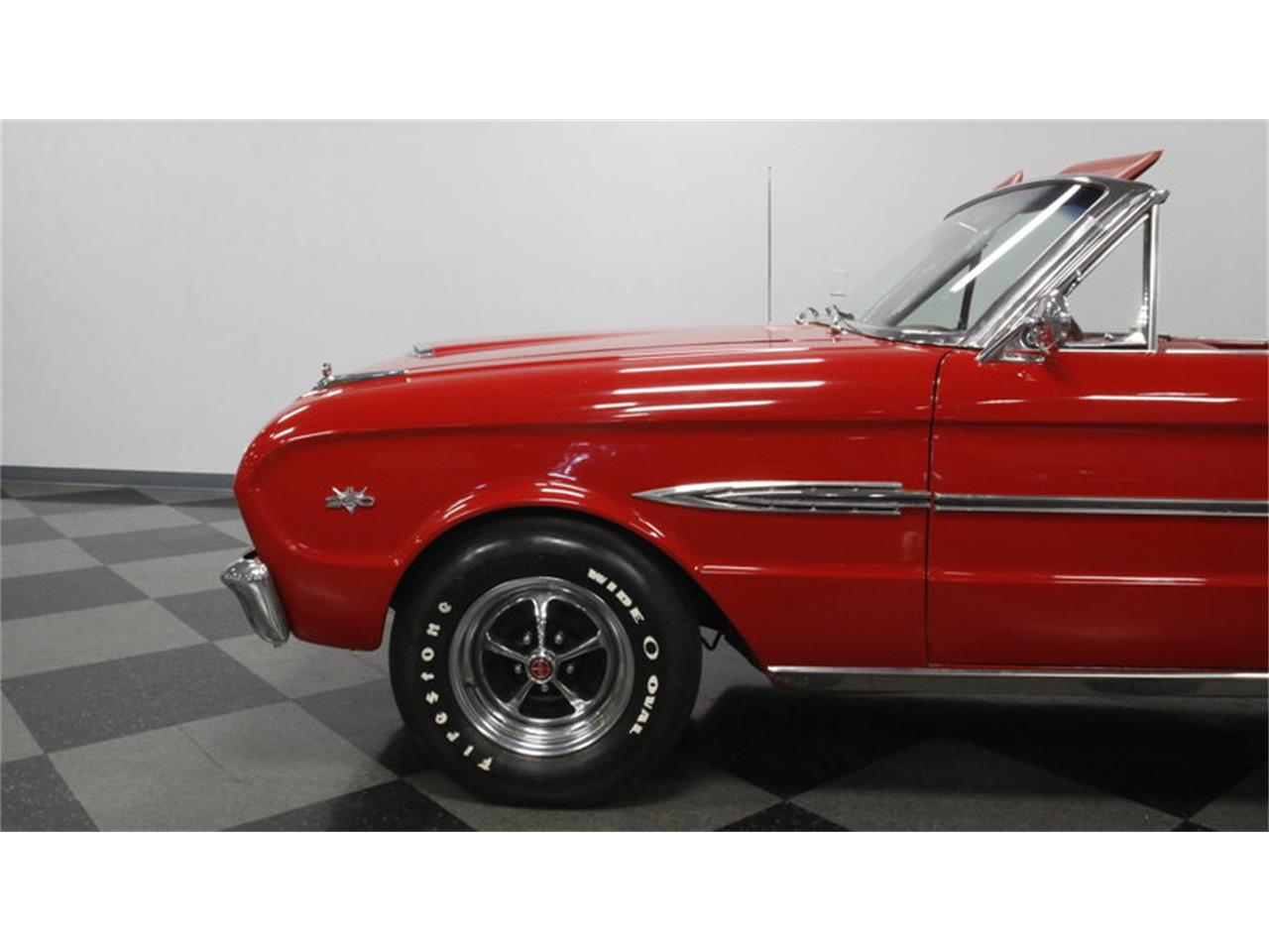Large Picture of 1963 Falcon - $29,995.00 Offered by Streetside Classics - Charlotte - NMVT